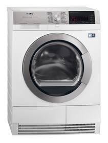 Sušička prádla AEG Lavatherm T97689IH3 biela