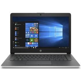 HP 14-dg0001nc (4XX11EA#BCM) stříbrný