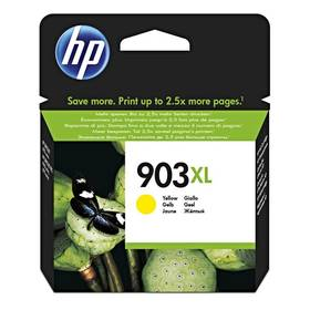 HP 903XL, 825 stran (T6M11AE#BGY) žltá