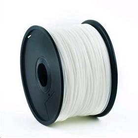 Tisková struna (filament) Gembird Tisková struna (filament) Gembird, ABS, 1,75mm, 1kg bílá