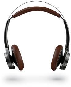 Plantronics Backbeat SENSE (#N/A) čierna/hnedá