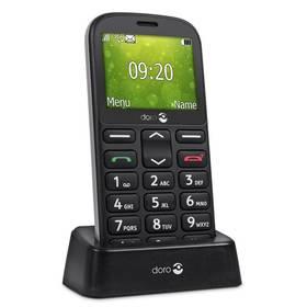 Doro 1360 Dual SIM (7392) černý