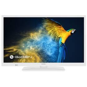 GoGEN TVH 24R640 STWEBW bílá (poškozený obal 3560000432)