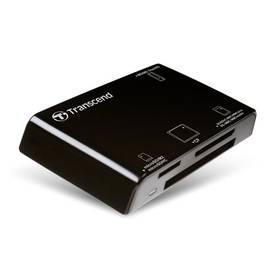 Čítačka pamäťových kariet Transcend P8-K (TS-RDP8K) čierna