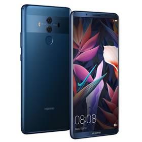 Huawei Mate 10 Pro Dual SIM (SP-MATE10PDSLOM) modrý Software F-Secure SAFE 6 měsíců pro 3 zařízení (zdarma) + Doprava zdarma