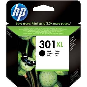 HP No. 301XL, 480 stran - originální (CH563EE) černá