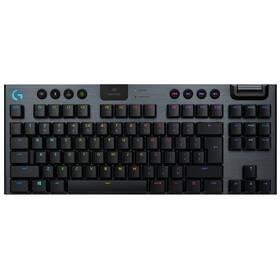 Logitech G915 TKL Lightspeed RGB, Tactile, US (920-009503) černá
