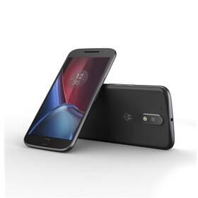 Lenovo Moto G4 Plus Dual SIM (SM4378AE7N7) černý SIM s kreditem T-Mobile 200Kč Twist Online Internet (zdarma)Software F-Secure SAFE 6 měsíců pro 3 zařízení (zdarma) + Doprava zdarma