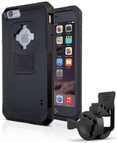 Držiak na mobil Rokform na kolo pro Apple iPhone 6/6s + pouzdro (3349ip6-01) čierny