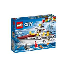 LEGO® CITY GREAT VEHICLES 60147 Rybářská loďka