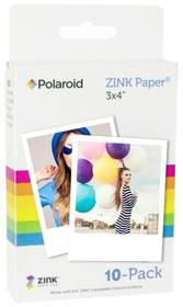 """Polaroid Zink 3x4"""", 10 fotografií (POLZL3X410)"""