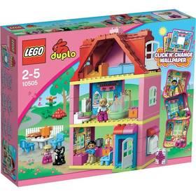 Stavebnice LEGO® DUPLO Ville 10505 Domek na hraní