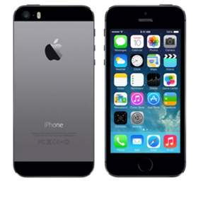 Apple iPhone 5S 16GB (ME432CS/A) šedý