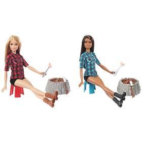 Mattel panenka u táboráku + Doprava zdarma