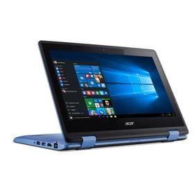 Acer Aspire R11 (R3-131T-P9GS) (NX.G0YEC.003) modrý Software F-Secure SAFE 6 měsíců pro 3 zařízení (zdarma)Hra Dino člověče nezlob se (zdarma) + Doprava zdarma