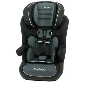 Nania I-MAX SP LX 2016, Agora Storm, 9-36kg černá/šedá