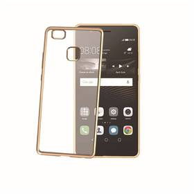 Celly Laser pro Huawei P9 Lite (BCLP9LITEGD) zlatý