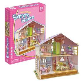 HM Studio 3D Dům pro panenky Sara's Home