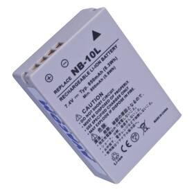 Avacom Canon NB-10L Li-Ion 7,4V 850mAh (DICA-NB10-365) (vrácené zboží 8800585725)