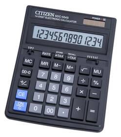 Citizen SDC-554S (SDC-554S) stříbrná