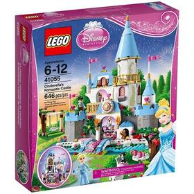 Lego® Disney Princezny 41055 Popelčin romantický zámek + Doprava zdarma