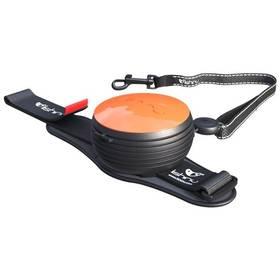 Lishinu Light Lock (pro menší psy a kočky) do 8kg oranžové + Doprava zdarma