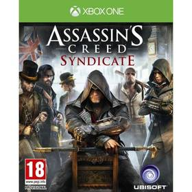 Ubisoft Xbox One Assassin's Creed Syndicate (USX300273)