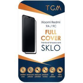 TGM Full Cover na Xiaomi Redmi 9A/9C (TGMFCXIRED9A) černé