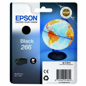 Epson 266, 250 stran (C13T26614010) černá