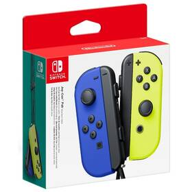 Nintendo Joy-Con Pair Blue/Neon Yellow (NSP065)