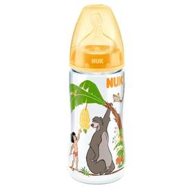 NUK Disney Kniha džunglí 300ml žlutá