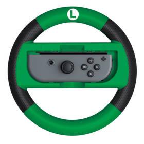 HORI Joy-Con Wheel Deluxe (Luigi) pro Nintendo Switch (NSP1162) zelená