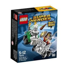 LEGO® SUPER HEROES™ 76070 Mighty Micros: Wonder Woman™ vs. Doomsday™ + Doprava zdarma