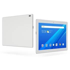 "Lenovo TAB4 10"" LTE (ZA2K0040CZ) bílý SIM s kreditem T-Mobile 200Kč Twist Online Internet (zdarma)"