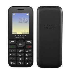 ALCATEL ONETOUCH 1016G (1016G-3AALCZ1) čierny