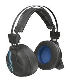 Trust GXT 393 Magna Wireless 7.1 (22796) černý