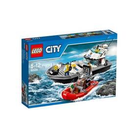 LEGO® City Police 60129 Policejní hlídková loď + Doprava zdarma