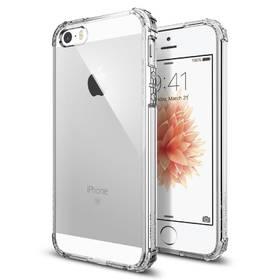 Spigen Crystal Shell pro Apple iPhone 5/5S/5SE (HOUAPIP5TR) průhledný