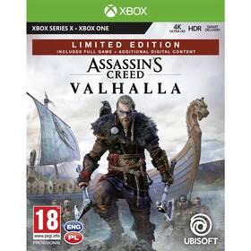 Ubisoft Xbox One Assassin's Creed Valhalla Limited Ed. (USX300311)