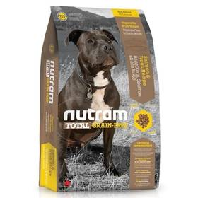NUTRAM Total Grain Free Salmon, Trout Dog 13,6 kg