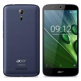 Acer Liquid Zest Plus LTE (HM.HVNEU.001) modrý Software F-Secure SAFE 6 měsíců pro 3 zařízení (zdarma)SIM s kreditem T-Mobile 200Kč Twist Online Internet (zdarma) + Doprava zdarma