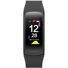 Evolveo FitBand B3 pro měření krevního tlaku a tepové frekvence (FTD-B3) černý