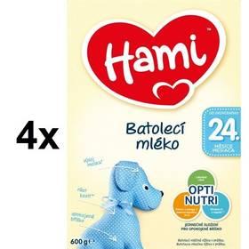 Hami 4, +24m, 600g x 4ks