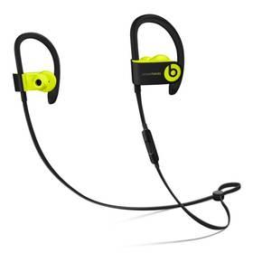 Beats Powerbeats3 Wireless (MNN02ZM/A) černá/žlutá + Doprava zdarma