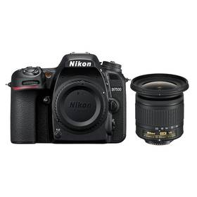 Nikon D7500 + 10-20mm AF-P DX VR černý + Doprava zdarma