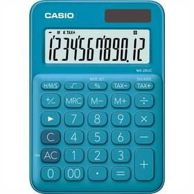 Casio MS 20 UC BU modrá