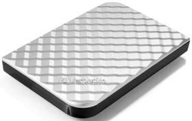 Verbatim Store 'n' Go GEN2 2TB, USB 3.0 (53198) stříbrný + Doprava zdarma