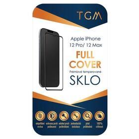 TGM Full Cover na Apple iPhone 12/12 Pro (TGMFCAPIP1261) čierne