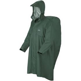 Pláštěnka s kapucou Ferrino TREKKER L/XL - zelená + Doprava zdarma