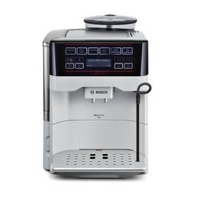 Bosch TES60321RW stříbrné Káva Jacobs DE L´OR BN FORTISSIMO ESPRESSO 500g (zdarma) + K nákupu poukaz v hodnotě 2 000 Kč na další nákup + Doprava zdarma